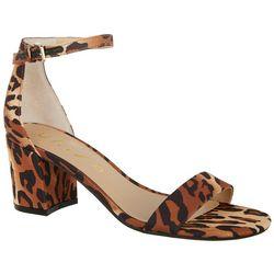 Unisa Women's Rewni Leopard Heels