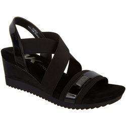 Anne Klein Womens Sherry Sandals