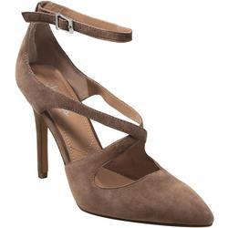Womens Crisscross Packer Heels