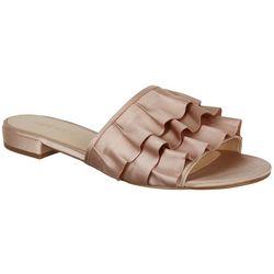 Nine West Womens Ivarene Flat Sandals