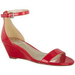 BANDOLINO Womens Omira Wedge Sandals