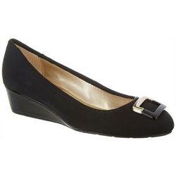 BANDOLINO Womens Tad Wedge Shoes