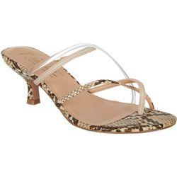 Nanette Lepore Womens Dahlia Heel