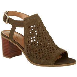 Franco Sarto Womens Harlet 3 Dress Sandals