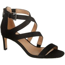 Franco Sarto Womens Cheeky Dress Sandals