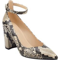 Womens Gilla Snakeskin Heels