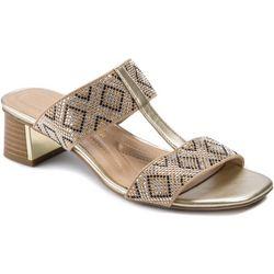 Andrew Geller Womens Henlie Sandals