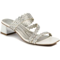 Andrew Geller Womens Vinnie Dress Sandals