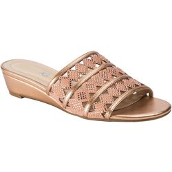 Andrew Geller Womens Idonna Sandals
