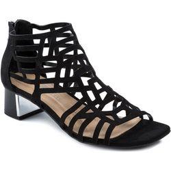 Andrew Geller Womens Hillary Sandals