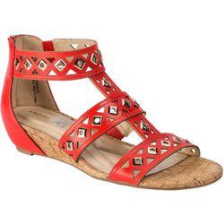 Andrew Geller Womens Idenna Sandals