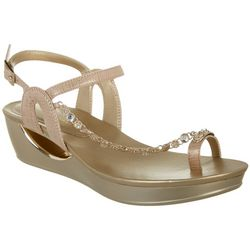 Andrew Geller Womens Casidy Sandals