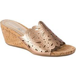 Andrew Geller Womens Favli Sandal