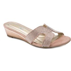 Andrew Geller Womens Icelyn Sandals