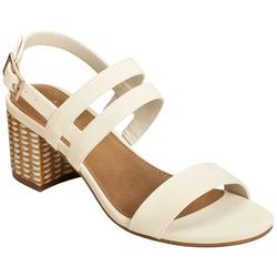 A2 by Aerosoles Womens Mid-Size Sandals