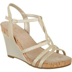 A2 by Aerosoles Womens Plushed Sandals