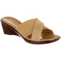 Italian Shoemakers Womens Darci Dress Sandals