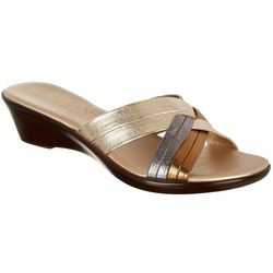 Italian Shoemakers Womens Abide Dress Sandals