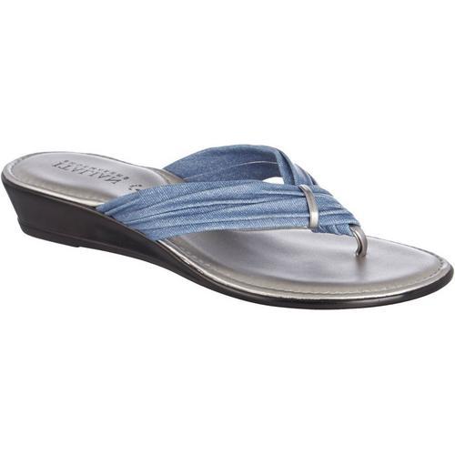 a8fe8b5fc0b895 Italian Shoemakers Womens Vivienne Sandals