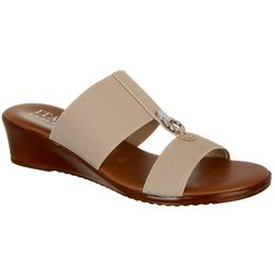 Italian Shoemakers Womens Slide Sandals