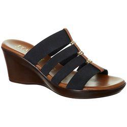 Italian Shoemakers Womens Clover Sandals
