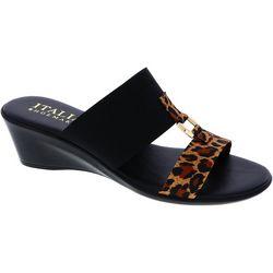 Italian Shoemakers Womens Leonia Sandals