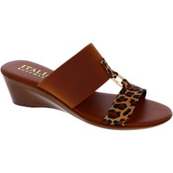 Italian Shoemakers Womens Leonia Sandals