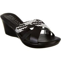 Italian Shoemakers Womens Prisca Sandal