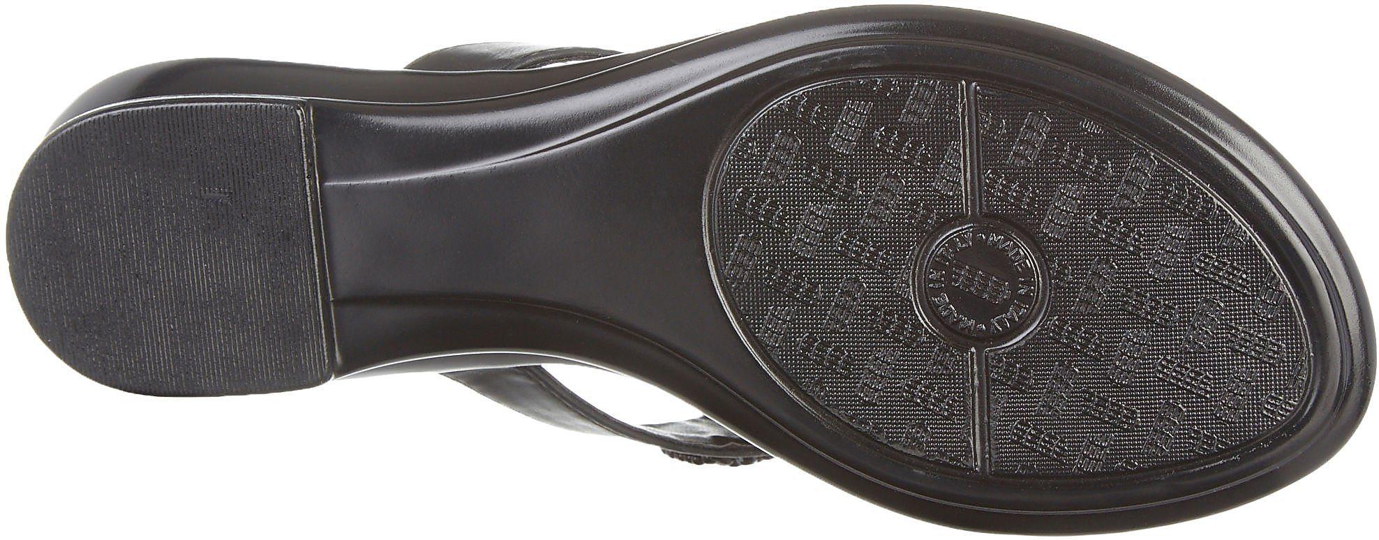 bacbe2a0630e7 Italian Shoemakers Womens Mystify Jeweled Sandals