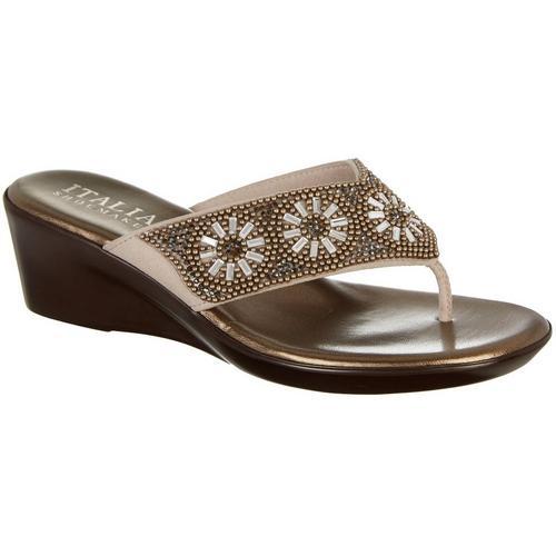 bc3d9d21e Italian Shoemakers Womens Lovelace Sandals