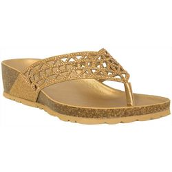 Italian Shoemakers Womens Lizza sandal