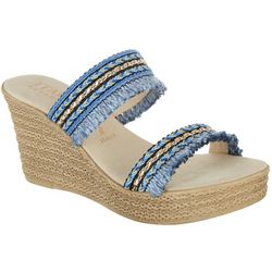 Italian Shoemakers Womens Culture Wedge Sandals