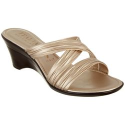Italian Shoemakers Womens Cruise Wedge Sandals