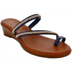 Italian Shoemakers Womens Galia Dress Sandal