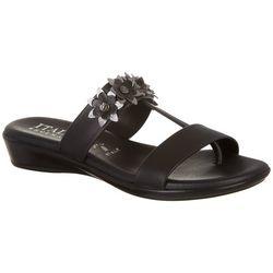 Italian Shoemakers Womens Lady Dress Sandals