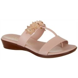 Italian Shoemakers Womens Lady Dress Sandals