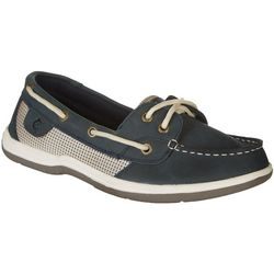 Reel Legends Womens Sanibel Boat Shoes