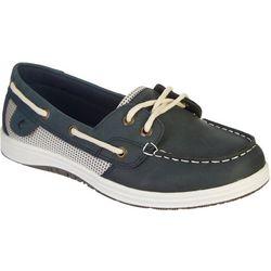 Womens Sanibel Boat Shoes