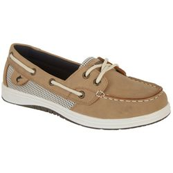 Reel Legends Womens Sanibel 2 Boat Shoes