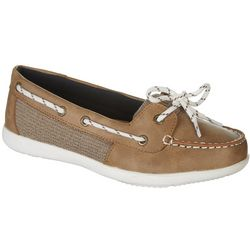 Reel Legends Womens Captiva Boat Shoes