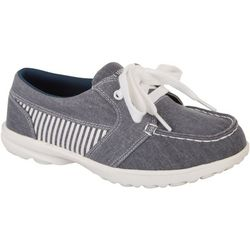 Reel Legends Womens Naples Boat Shoes