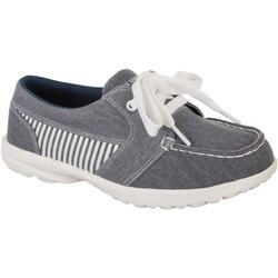 Womens Naples Boat Shoes