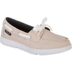 Island Surf Womens Vineyard Boat Shoes
