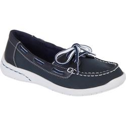 Echo Bay by Tradewinds Womens Carlee Boat Shoes