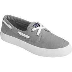 Sperry Womens Crisscross Crest Boat Shoes