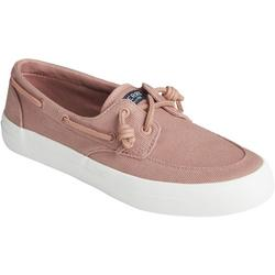 Womens Canvas Boat Shoes