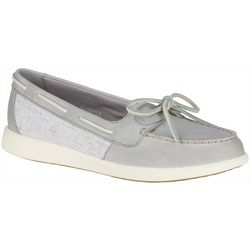 Womens Oasis Loft Boat Shoes