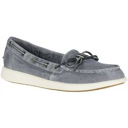 Womens Oasis Canal Boat Shoes