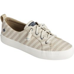 Sperry Womens Striped Crest Vibe Boat Shoes