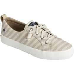 Womens Striped Crest Vibe Boat Shoes